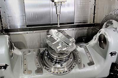 Brake plant doubles production