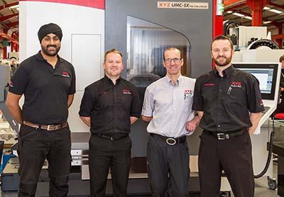 XYZ strengthens  customer-facing team