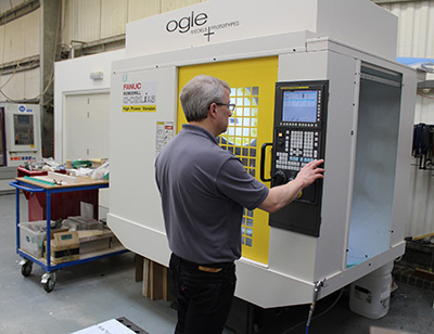Prototype firm selects the model machine