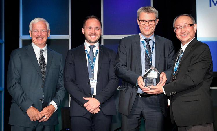 AP&T wins Enlighten Award 2017