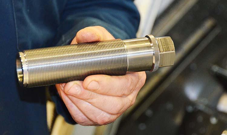 Machining lead-times cut for hydraulic bodies