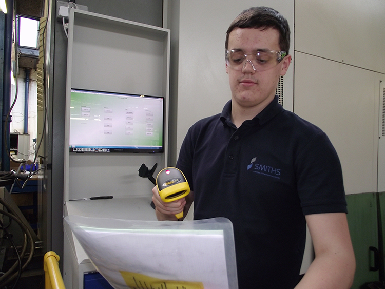 Software aids growth at aerospace specialist
