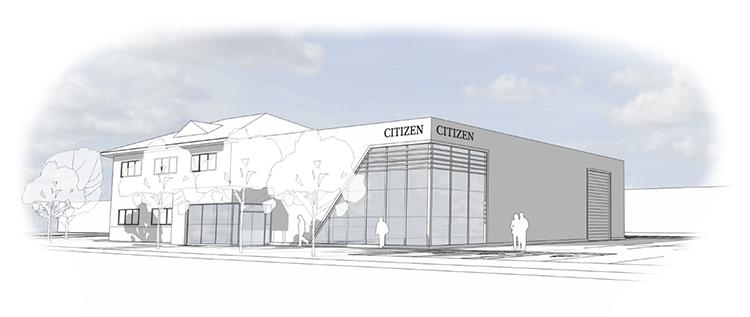 Citizen plans additional UK facility