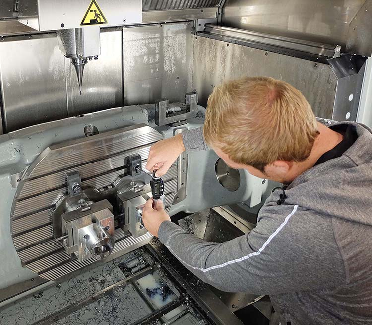 F1 firm expands five-axis machining