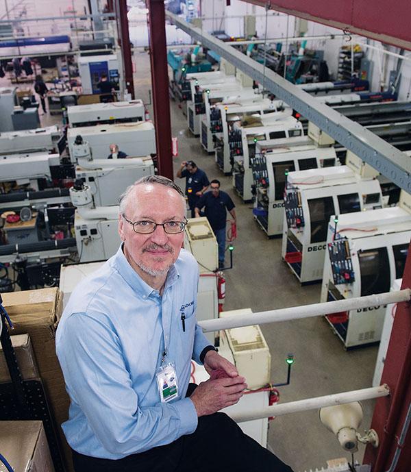 Tornos helps Cox  deliver confidence