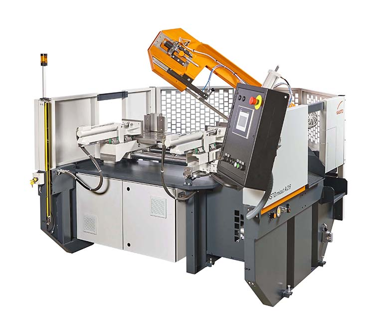 Kasto shows sawing and storage innovations