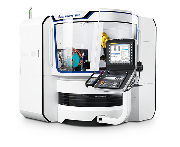 Six-axis tool grinder unveiled