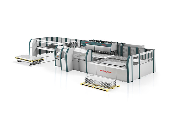 Door firm invests in Salvagnini technology