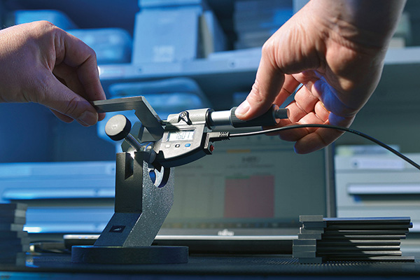 Probes automate metrology equipment production