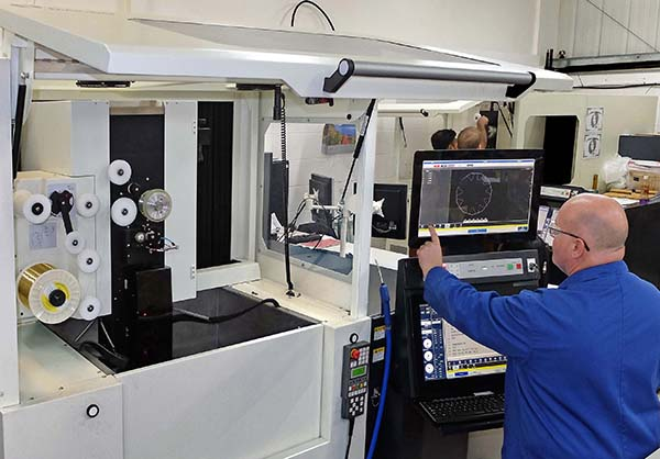 Aerospace gear specialist brings EDM in-house