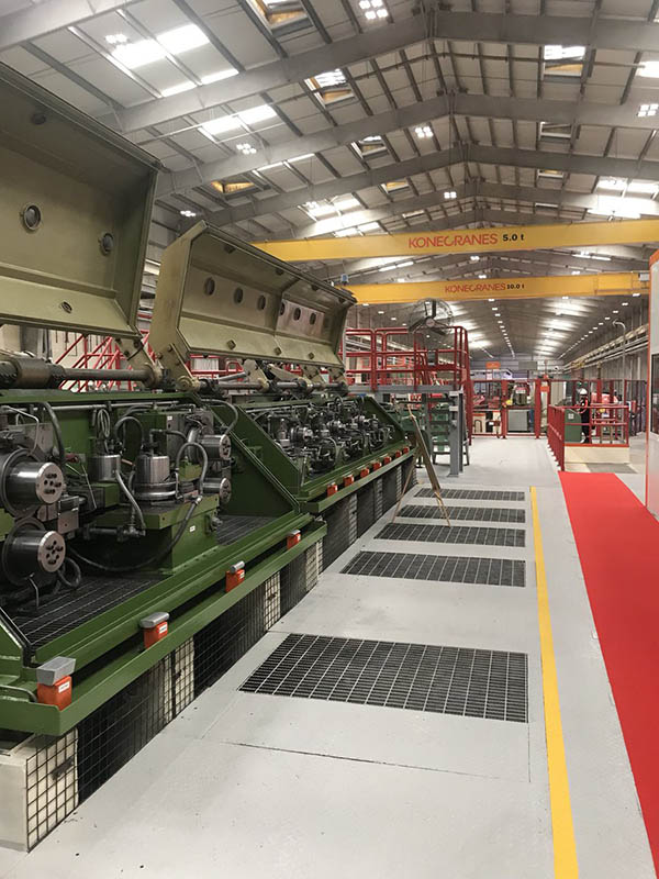 Aluminium plant opens in Kizad