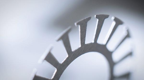 Brandauer passes 1.5bn components