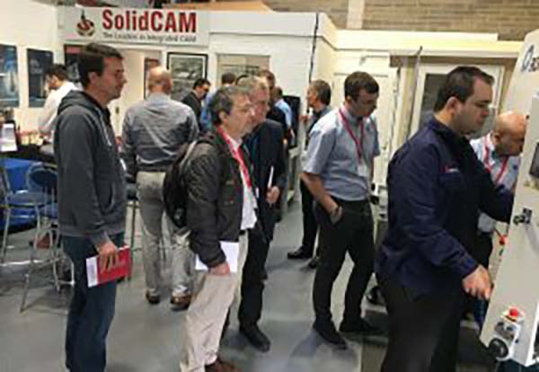 Solidcam relocates UK tech centre