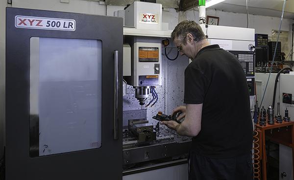 DJM installs first XYZ 500LR VMC in UK