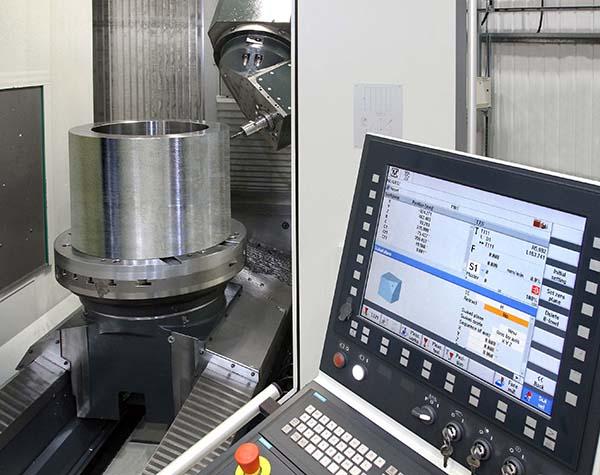 Marine firm installs Heller machines