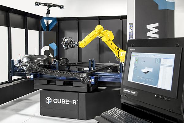 3D scanning CMM introduced