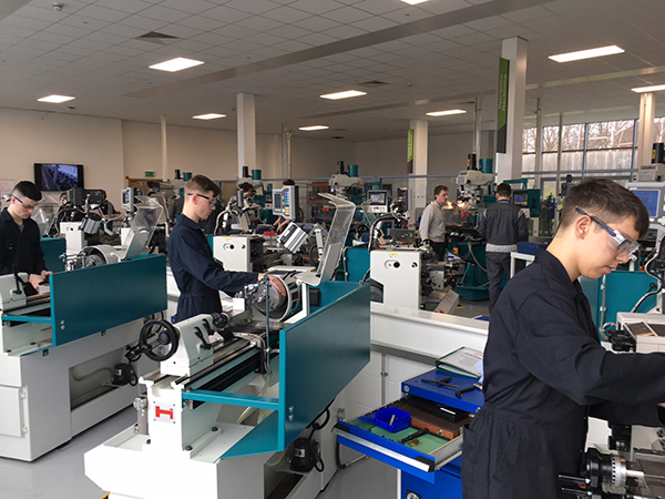 College invests in future with Colchester