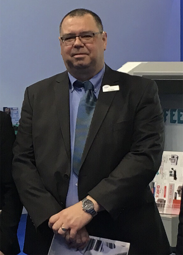 Tim Stell joins TDT Technology
