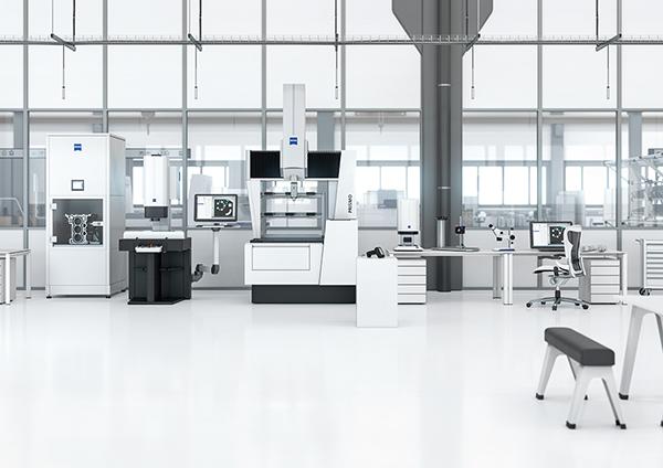 Zeiss presents smart measuring lab