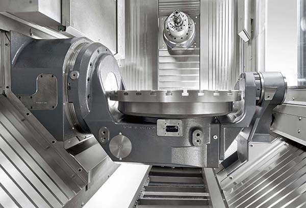 Five-axis HMC is built in the UK