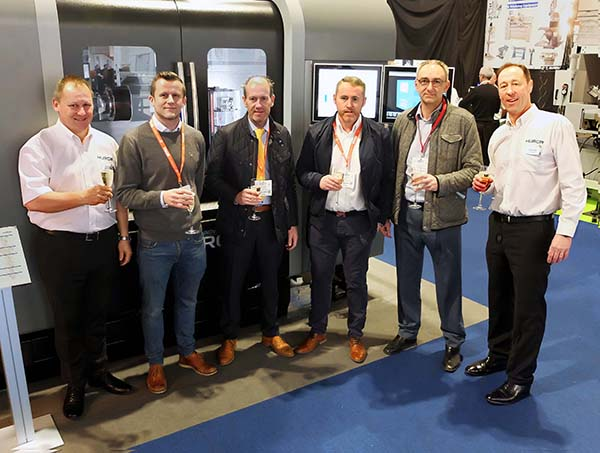 Patternmaker buys second five-axis machine