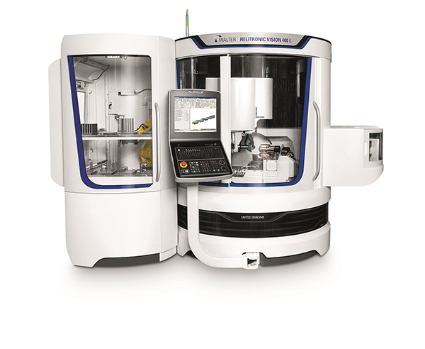 Sixth Walter machine at Techni-Grind