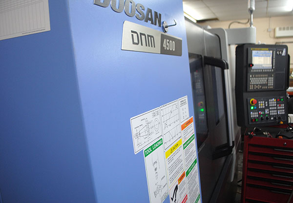 Trio of machines installed at subcontractor