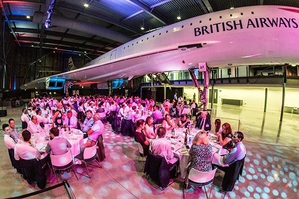 Aerospace stars celebrated at awards