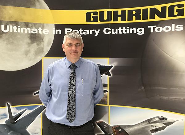 New MD named at Guhring Ltd
