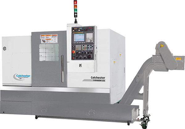 Turning machines head to Germany