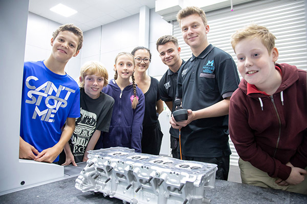 Engineering club launched by MCMT