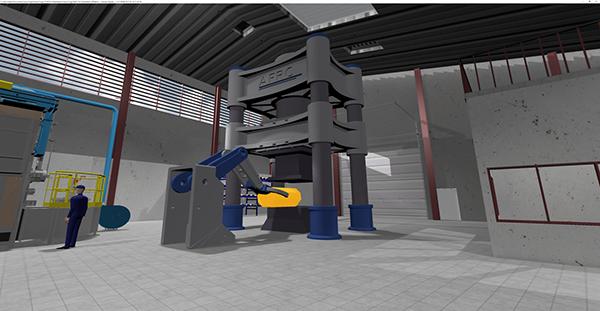 £16.5m hot-forging facility announced
