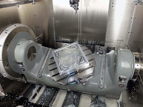 Machine suits milling and drilling plastics