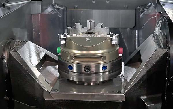Plalite installs five-axis mill-turn centre