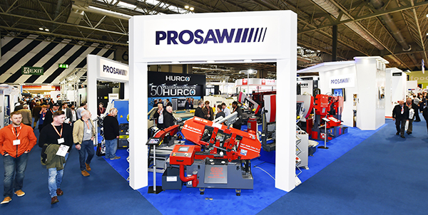 Prosaw builds on exhibition success