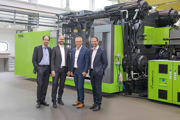 AZL orders large injection moulder
