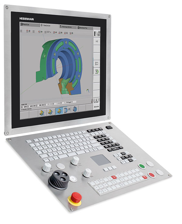Lathe control offers new functionality