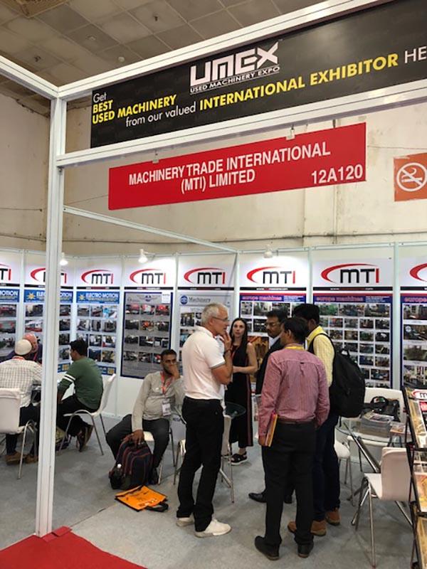 MTI reports successful UMEX show