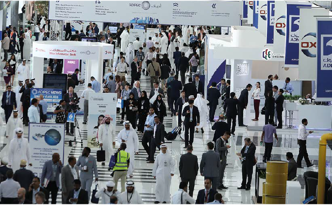 Energy sector gears up for ADIPEC
