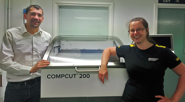 Compcut 200 helps to increase productivity