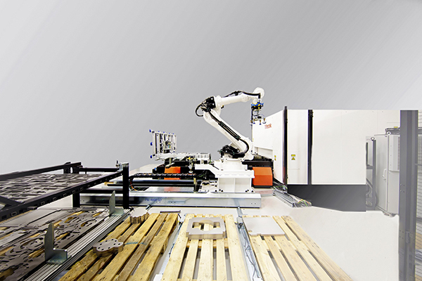 Mazak lasers and automation solutions on show