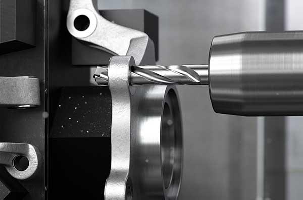 Drills designed for aluminium automotive parts