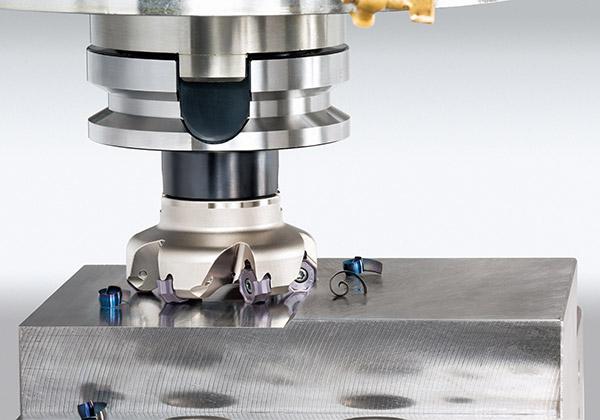 Milling cutter offers high versatility