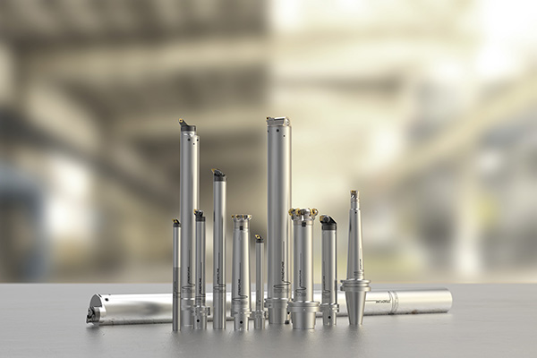 Small-part turning tools unveiled by NTK
