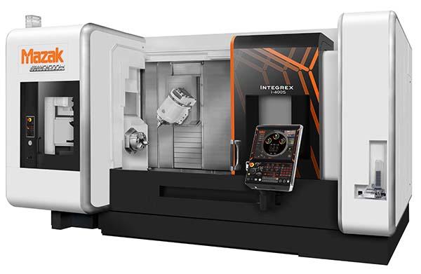 Mazak spotlights five-axis machining