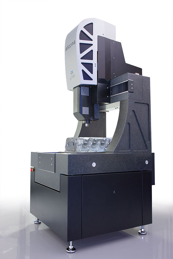 Optical µCMM takes centre stage