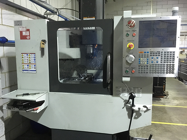 Accuturn invests in CNC milling capability