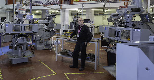 College invests in XYZ machines