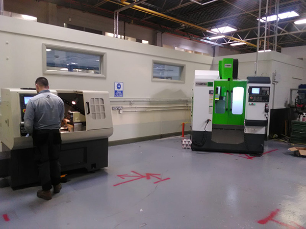 Chester Machine Tools meets WWETB needs