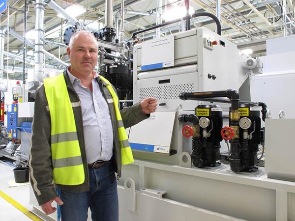 Coolant supply optimised at SKF plant